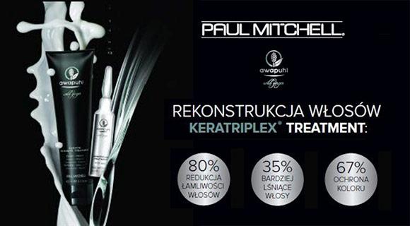 Rekonstrukcja włosów Keratriplex Treatment